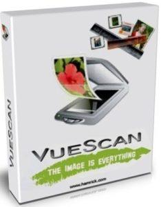 VueScan Crack 9 With Keygen