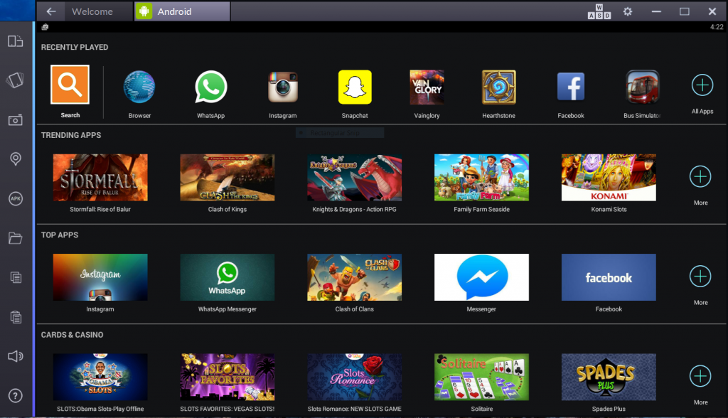 BlueStacks2 App Player Crack