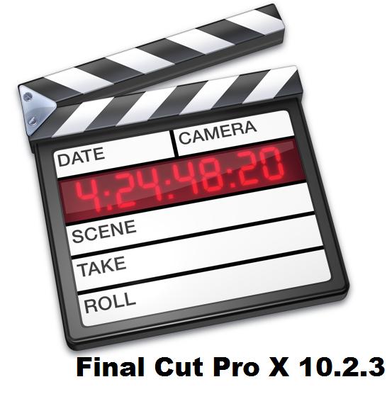 Final Cut Pro X Crack 10.3.4 key