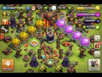 Clash of Clans Hack 9.105.9