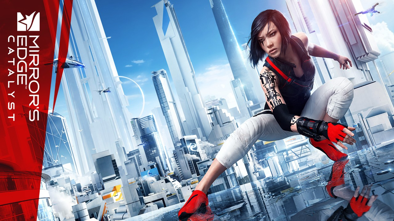 Mirror's Edge Catalyst key