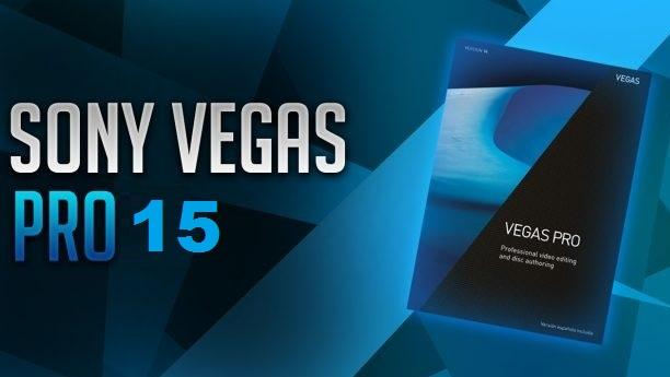 Sony VEGAS Pro 15 Crack Free Downlaod