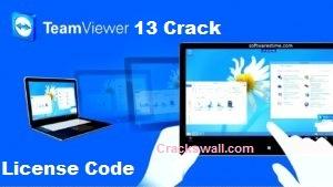 TeamViewer 13 Cracked License Code