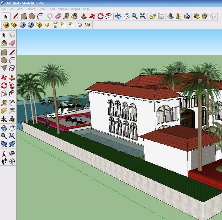 download sketchup make 2017 ita