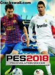 PES 2018 Crack Crackswall.com
