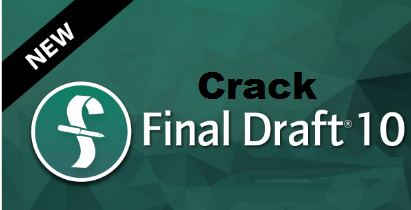 Final Draft 10 Crack