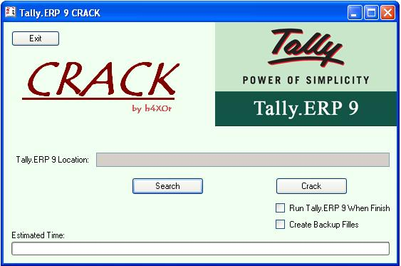 Tally ERP 9 Serial Key 6.2